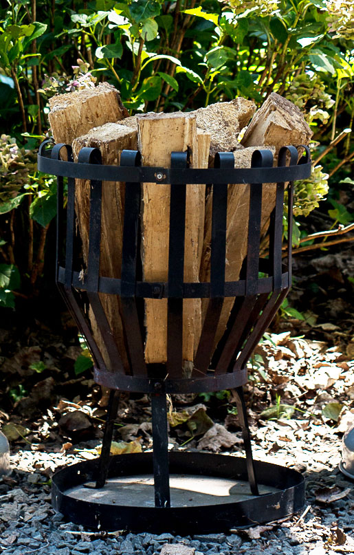 Laurie Kohrs Heating -  Fire Basket - Fire Brazier