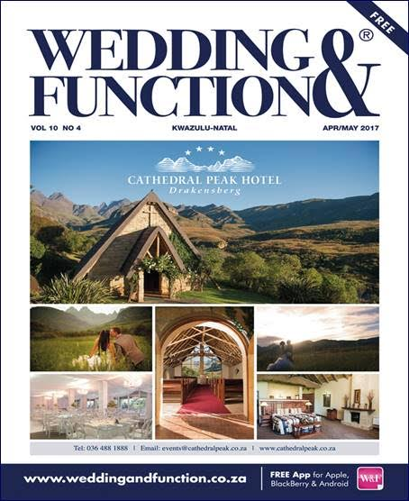 Wedding and Function Vol. 10 No 4 April.May 2017